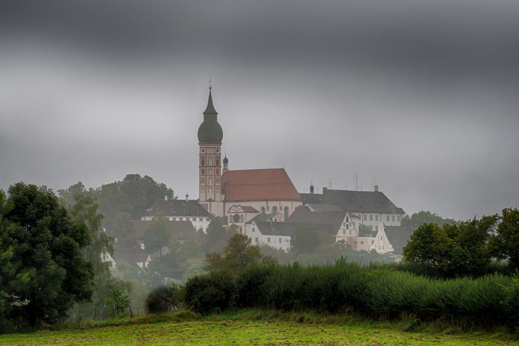 Abbey in Southern Germany