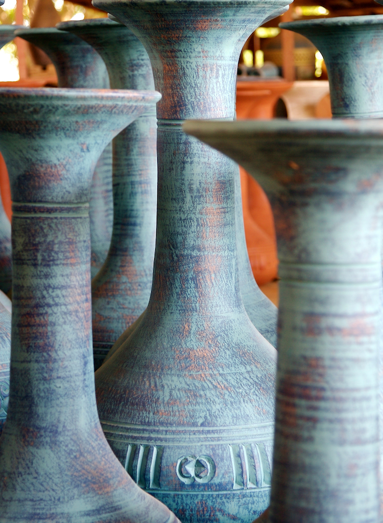 Pottery from Accra, Ghana