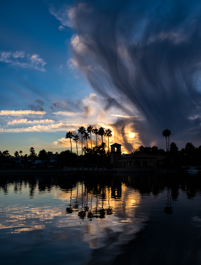 Las Vegas Sunset Nov 5, 2015